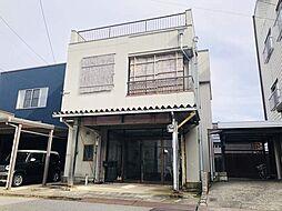 福井市宝永4丁目 店舗付き中古住宅