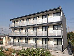 レオパレス モモハイツ[3階]の外観