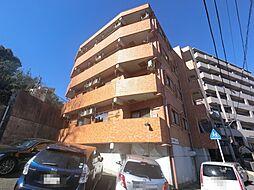 千葉県成田市本町の賃貸マンションの外観