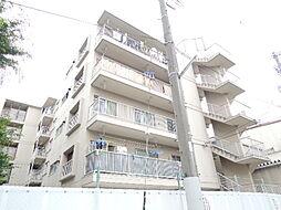 大阪府大阪市平野区平野東4丁目の賃貸マンションの外観