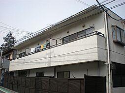 神奈川県横浜市磯子区中原3丁目の賃貸アパートの外観
