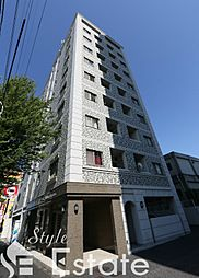 レインボーピア原[2階]の外観