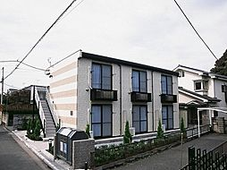 JR南武線 立川駅 徒歩20分の賃貸アパート