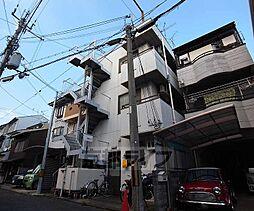 京都府京都市中京区壬生中川町の賃貸マンションの外観
