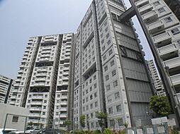 兵庫県芦屋市若葉町の賃貸マンションの外観