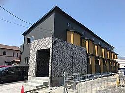 [テラスハウス] 滋賀県守山市守山6丁目 の賃貸【/】の外観