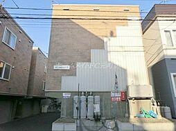 北海道札幌市東区北三十五条東6丁目の賃貸アパートの外観