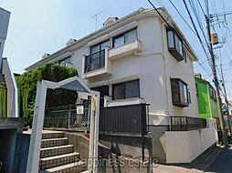 新百合ケ丘ベルシオン[1階]の外観