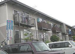 サンハイツ富雄[1階]の外観
