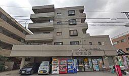 東京都武蔵野市関前3丁目の賃貸マンションの外観