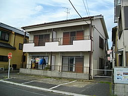 東京都江戸川区上篠崎3丁目の賃貸アパートの外観