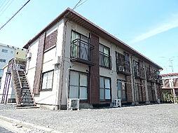 三重県鈴鹿市算所3丁目の賃貸アパートの外観