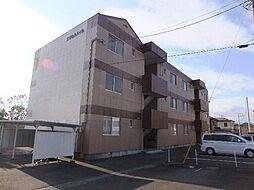 静岡県富士宮市万野原新田の賃貸マンションの外観