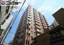 マストスタイル東別院[8階]の外観