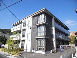 コンフォール・ロシェ[1階]の外観