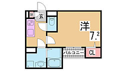 苅藻駅 4.7万円