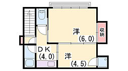鷹取駅 4.0万円