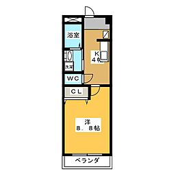 各務原市役所前駅 4.2万円