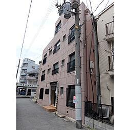 大阪府大阪市阿倍野区天王寺町北の賃貸マンションの外観