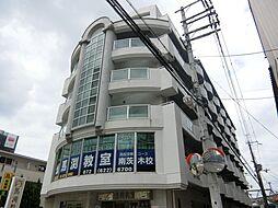 さとみマンション[5階]の外観