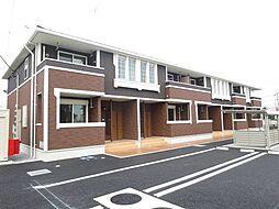 グラント ジェルメ弐番館[2階]の外観