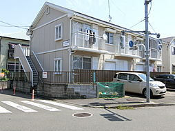 レジデンス戸井田[102号室]の外観