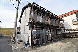 徳島県徳島市上助任町天神の賃貸アパートの外観