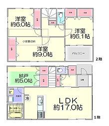 新豊田駅 3,990万円