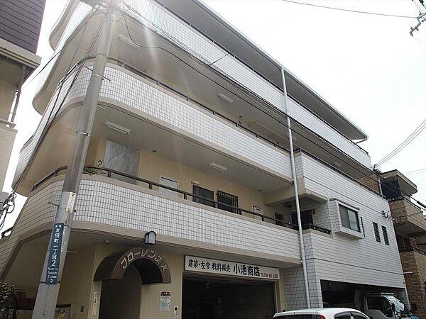 フローレンスK 3階の賃貸【兵庫県 / 神戸市灘区】
