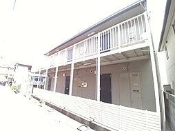 兵庫県神戸市東灘区御影石町2丁目の賃貸アパートの外観