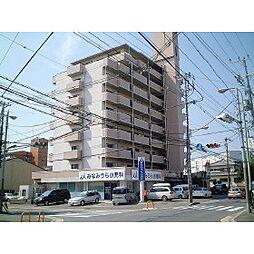 バルカン富田林[4階]の外観