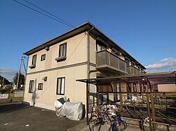 モンラヴィ青山[2階]の外観