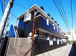 ピースフルハウスAB棟[2階]の外観