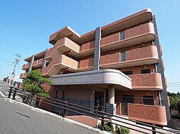 ハミングバード上吉田[3階]の外観
