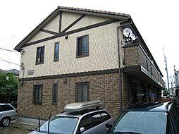 カーサオリーヴァ[2階]の外観