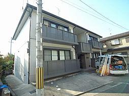リーブラ東多田II[202号室]の外観
