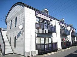 第1MHハウスC[1階]の外観