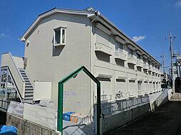 パレスラック[1階]の外観