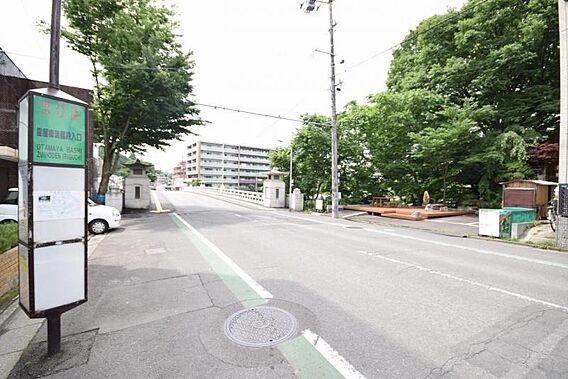 仙台駅までバス...