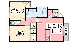 播磨町駅 7.5万円