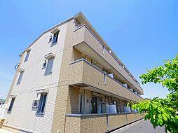 埼玉県所沢市東所沢和田2丁目の賃貸アパートの外観