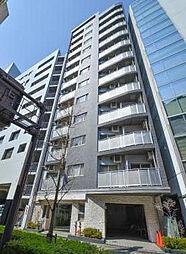 東京都千代田区神田東紺屋町の賃貸マンションの外観