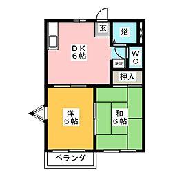 近鉄弥富駅 3.8万円
