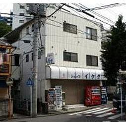 神奈川県横浜市南区八幡町の賃貸マンションの外観