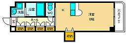N.Nマンション[2階]の間取り