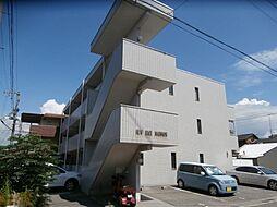 ニューライスマンション[1階]の外観