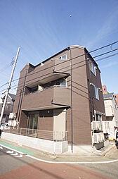 京王線 府中駅 徒歩10分の賃貸アパート