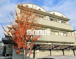 メイプル等持院[1階]の外観