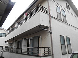 エステート三ツ沢[2階]の外観