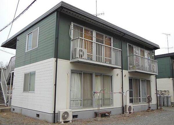 広島県呉市焼山北1丁目の賃貸アパート